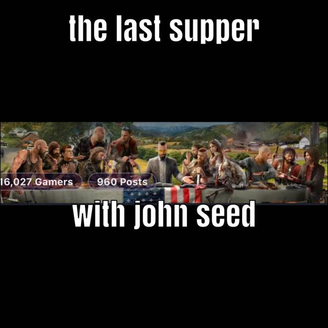 Far Cry: Memes - It looks like the last supper with guns image 1