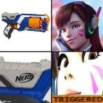 D.VA IS TRIGGERED