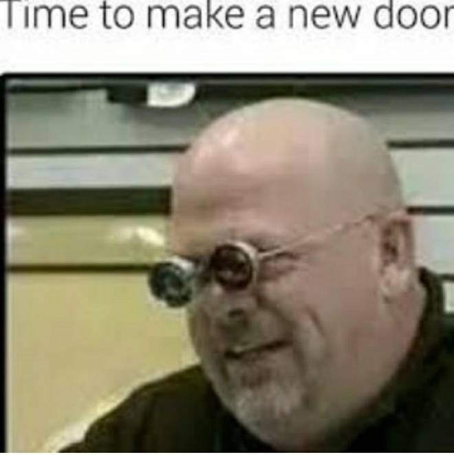Rainbow Six: General - Time to make a new door image 2