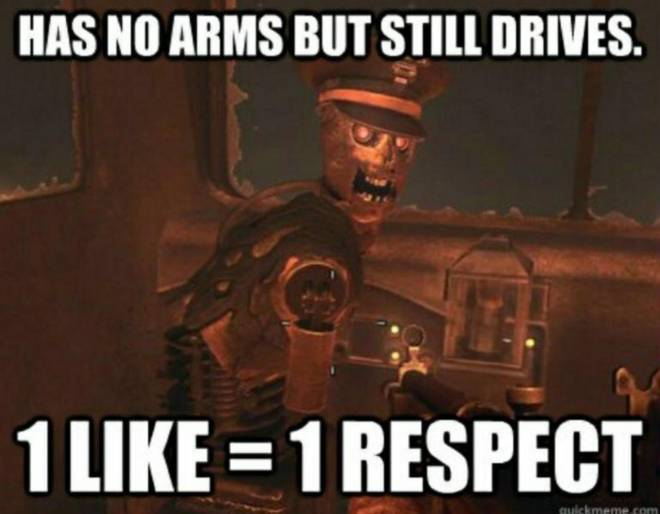 Call of Duty: Memes - Best driver ever 1👍=1🙏 image 1