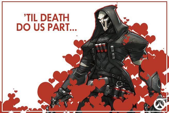 Overwatch: Memes - Happy Valentine's Day  image 5