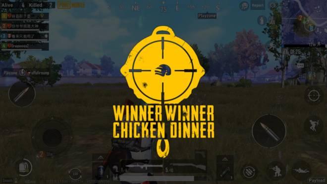 PUBG: PUBG Mobile - Winner winner chicken dinner  image 1
