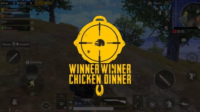 PUBG: PUBG Mobile - Winner winner chicken dinner  image 3
