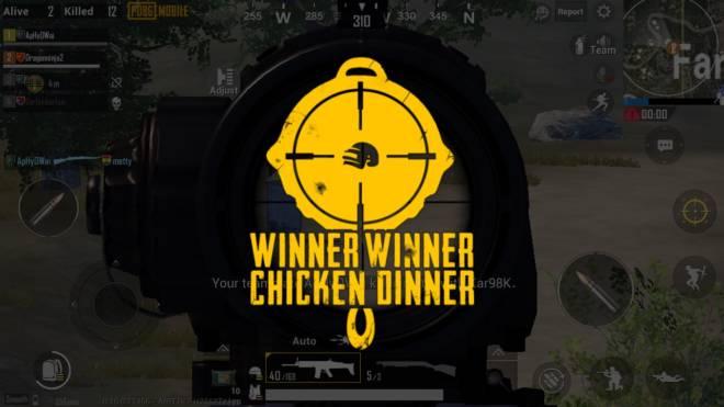 PUBG: PUBG Mobile - Winner winner chicken dinner  image 5