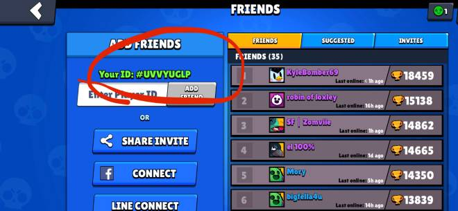 Brawl Stars: General - I need people to play with  image 1