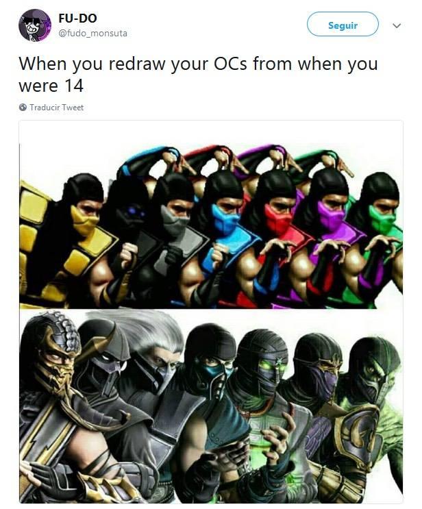 Mortal Kombat: Memes - Lol. This hit kind of hard. image 1