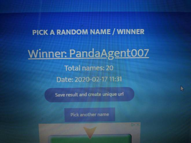Pokemon: General - GIVEAWAY RESULTS!!!! image 4