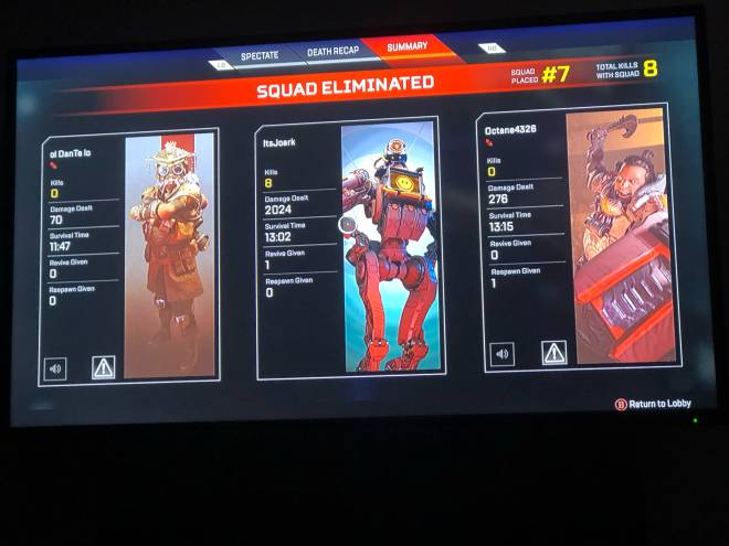 Apex Legends: General - I need better teammates  image 1