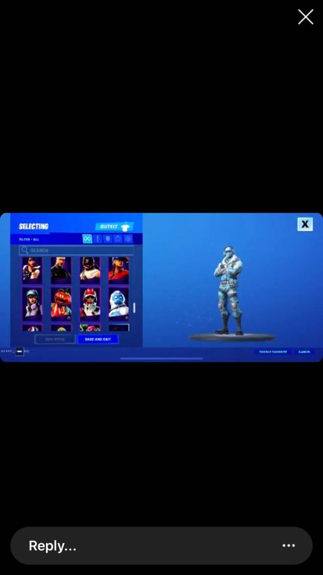 Fortnite: General - Trading accounts image 2
