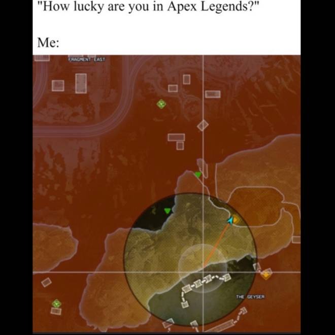 Apex Legends: General - My luck in apex  image 1