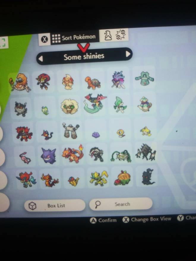 Pokemon: Trading - Ask about Legendaries or Mythicals. Alolan Ninetails is gone.  image 4