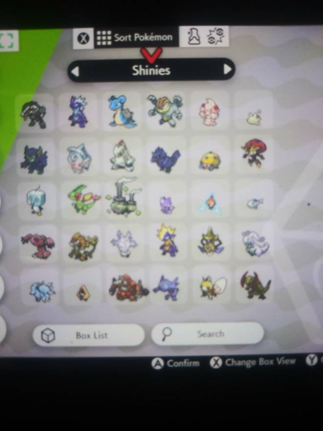 Pokemon: Trading - Ask about Legendaries or Mythicals. Alolan Ninetails is gone.  image 3