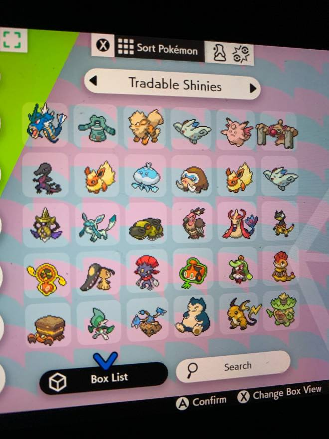 Pokemon: General - Looking for shiny trades image 4