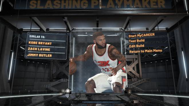 NBA 2K: MyCareer - New build image 1