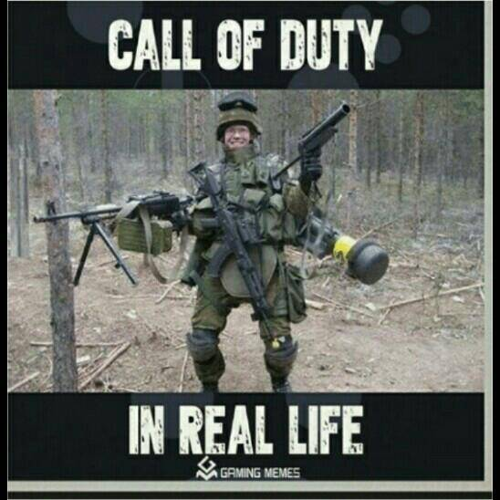 Call of Duty: General - When The AIRSOFTER Takes COD To The Next Level... image 2