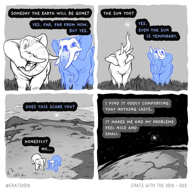 Entertainment: Art -  💀 Chats with the Void 💀  image 13