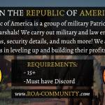 Come join us in our mission to retake the Capitol and abolish the Warlords of New York