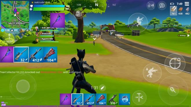 Fortnite: Looking for Group - I'm looking for a squad that is decent on fortnite mobile I play on iPhone 7 Plus and you can have image 3
