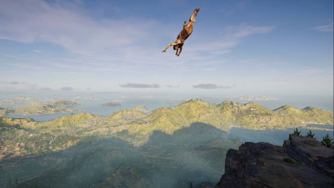 Assassin's Creed: General - The leap of faith image 1