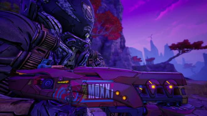Borderlands: General - Picked up this weapon skin today and remembered Borderlands 3 has weapon skins 😂😂 image 1