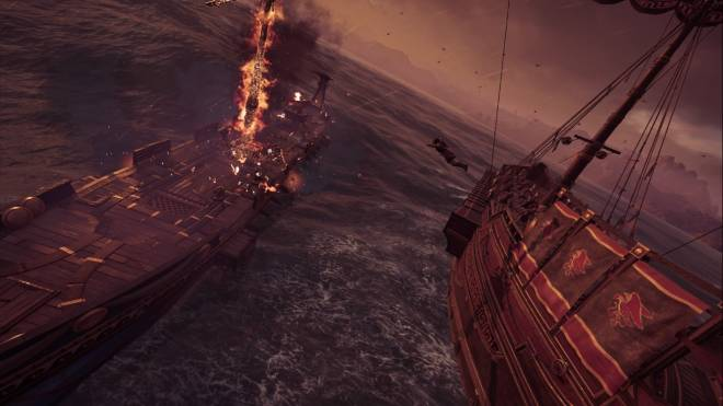 Assassin's Creed: General - Anyone else like to take down ships image 1
