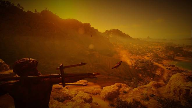 Assassin's Creed: General - How People Sky Dived a Long Time Ago image 1