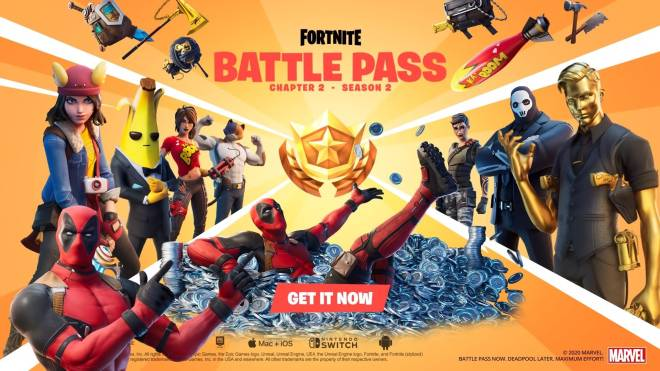 Fortnite: Battle Royale - What it's like to return to Fortnite after 3 years. image 4