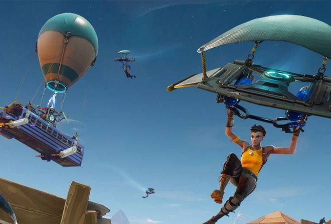 Fortnite: General - The Most Important Fortnite Question - Who Is The Bus Driver? image 7