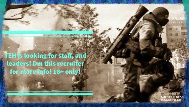 Call of Duty: General - JOIN TEH TODAY!  image 3