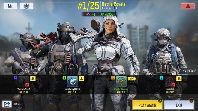 Call of Duty: General -  I carried them in squads  image 4