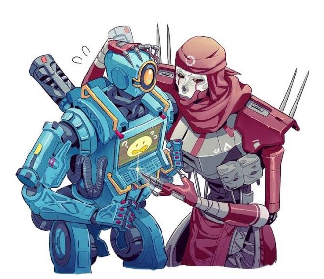 Apex Legends: Looking for Group -  Need 2 for regular! Pretty chill playing with a chick image 3