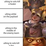 Junkrat mains only