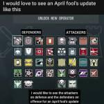 April Fools Concept