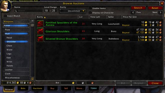 World of Warcraft: General - World of Warcraft Auction House Ruined image 4