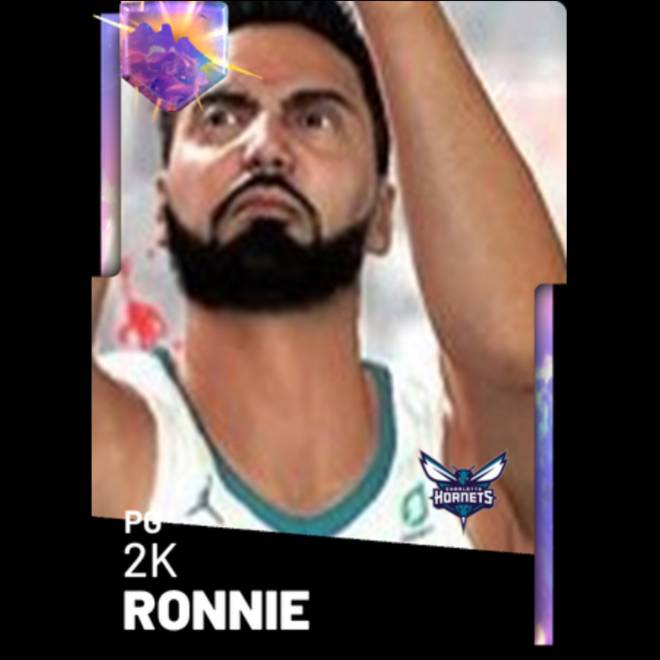 NBA 2K: Memes - What we though Ronnie would do in the all star game image 1