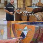 Home made meme