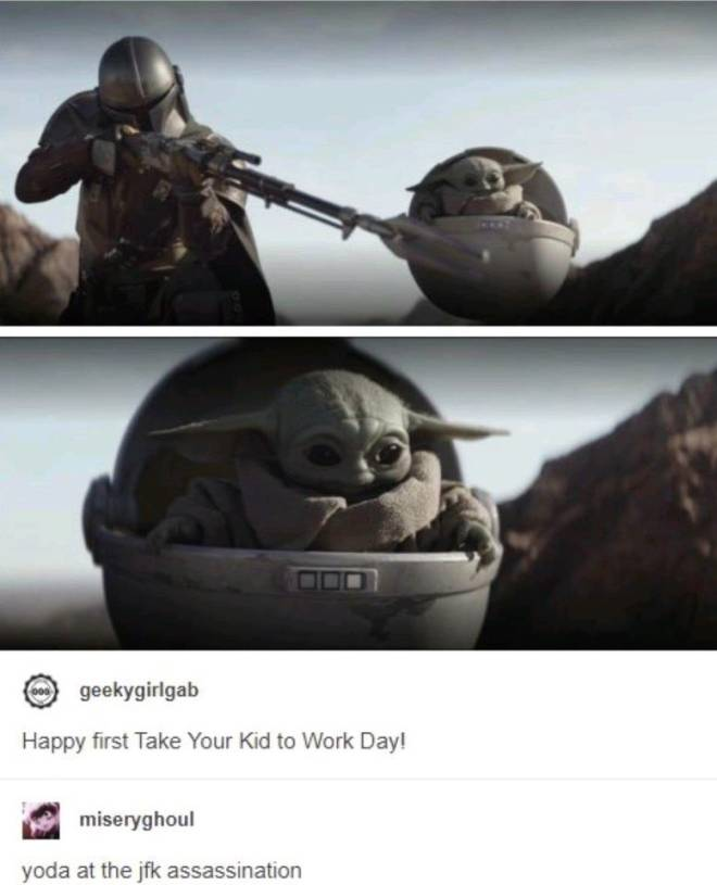 Star Wars: General - So this is how it happened? image 1