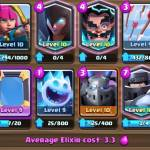 Rate my deck (Made it to Challenger 2)