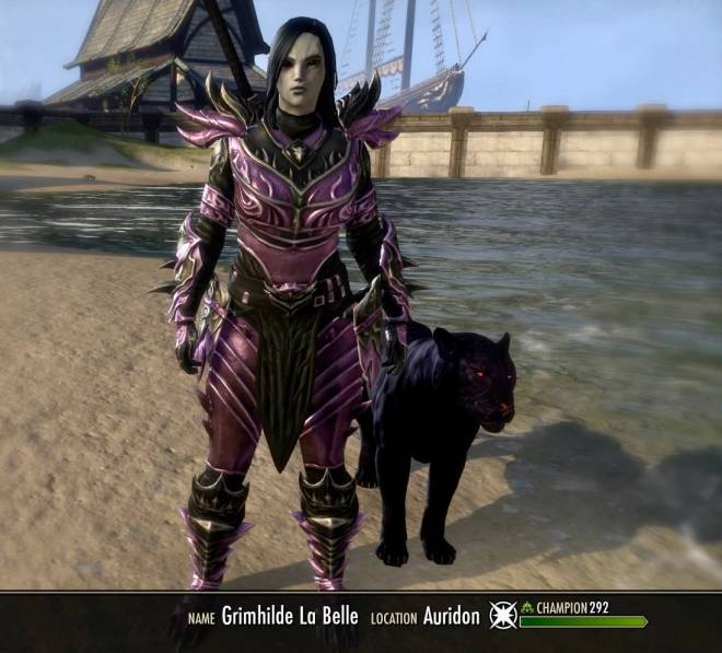 Elder Scrolls: Memes - Does any gamer girls want to team up with me in ESO ???😊 image 1