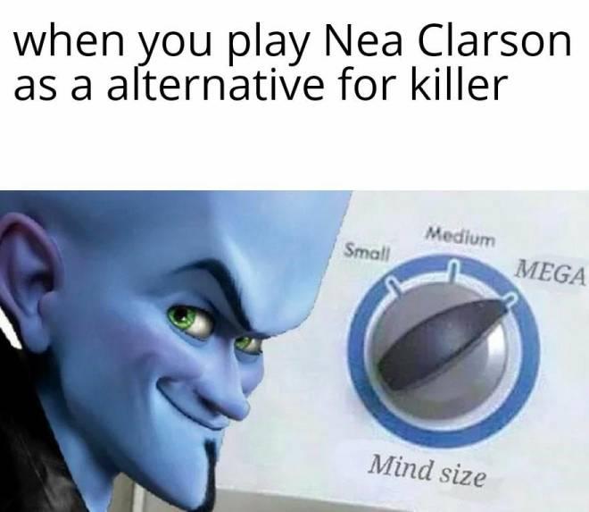 Dead by Daylight: Memes - Mind size MEGA image 1