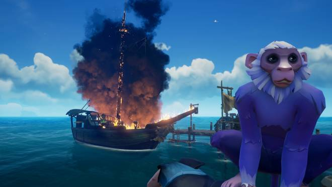 Sea of Thieves: General - Best way to end a session? image 2