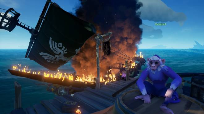 Sea of Thieves: General - Best way to end a session? image 3