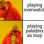 #OverwatchDED
