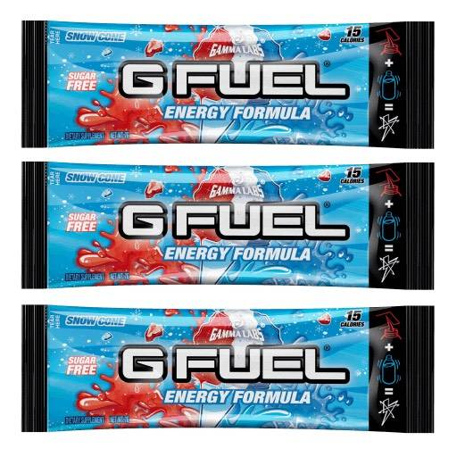 G Fuel: General - New Packets  image 3