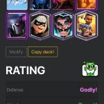 Use this deck