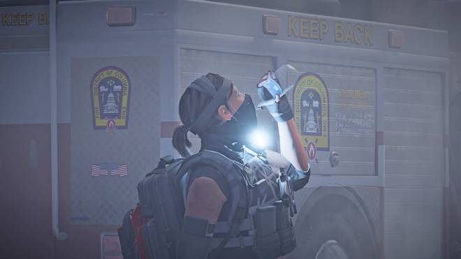 The Division: General - Don't get dehydrated! image 1