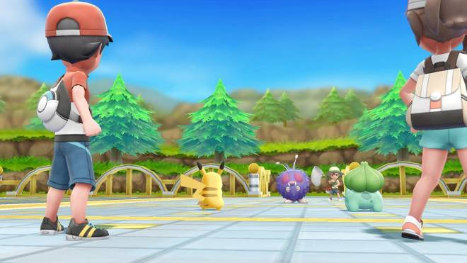 Pokemon: General - Major Disadvantages of the Let's Go Pokemon Games's Battling System image 4