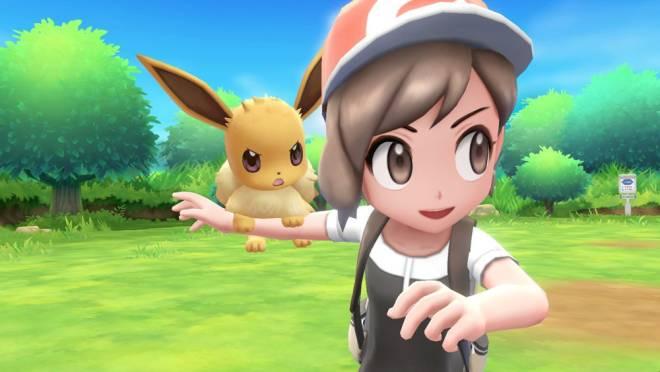 Pokemon: General - Major Disadvantages of the Let's Go Pokemon Games's Battling System image 6