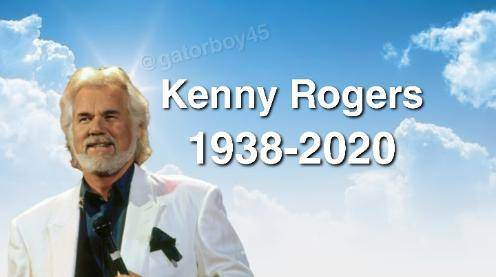 Entertainment: General - Rest In Peace Kenny Rogers (1938-2020) image 2