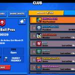 New club looking for epic brawl ball players 😎
